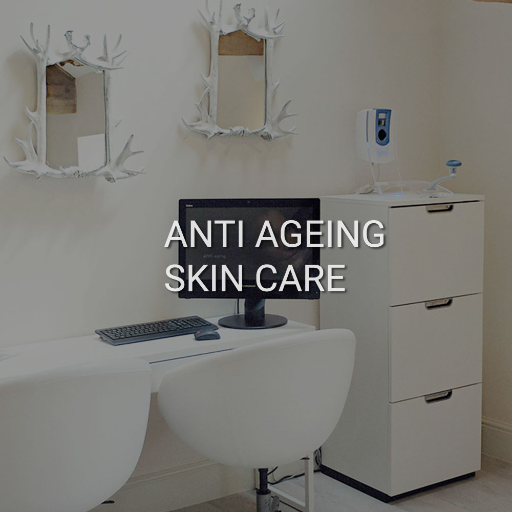 Anti Ageing Skincare Hereford