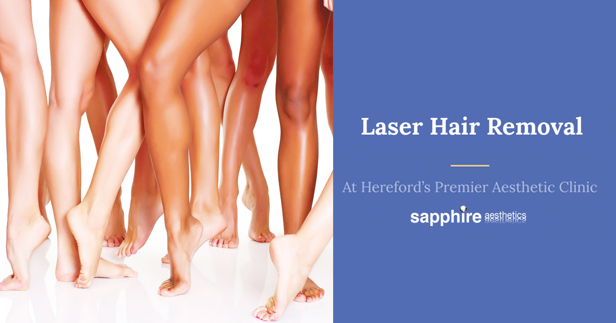 Laser Hair Removal Hereford  Ask Us About Special Offers
